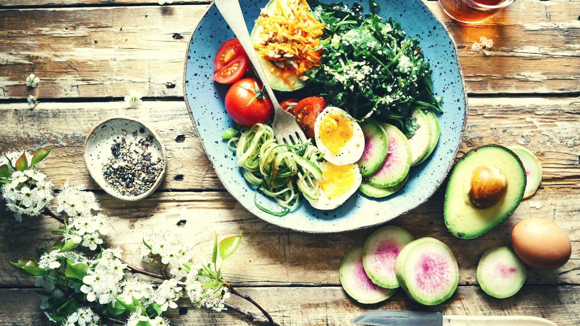 Sustainability and Food. What is the Healthiest and Most Sustainable Diet Today?