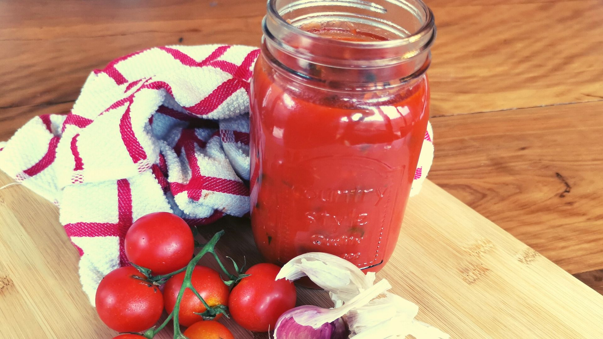 Quick and Easy Homemade Pasta Sauce