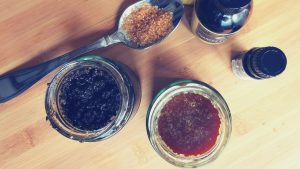 Decadent Homemade Sugar Scrub