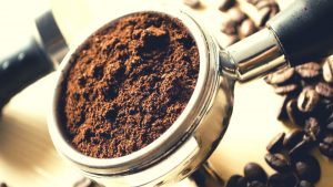 Used Ground Coffee