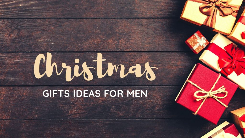 Christmas & Holiday Gift Guide for Men