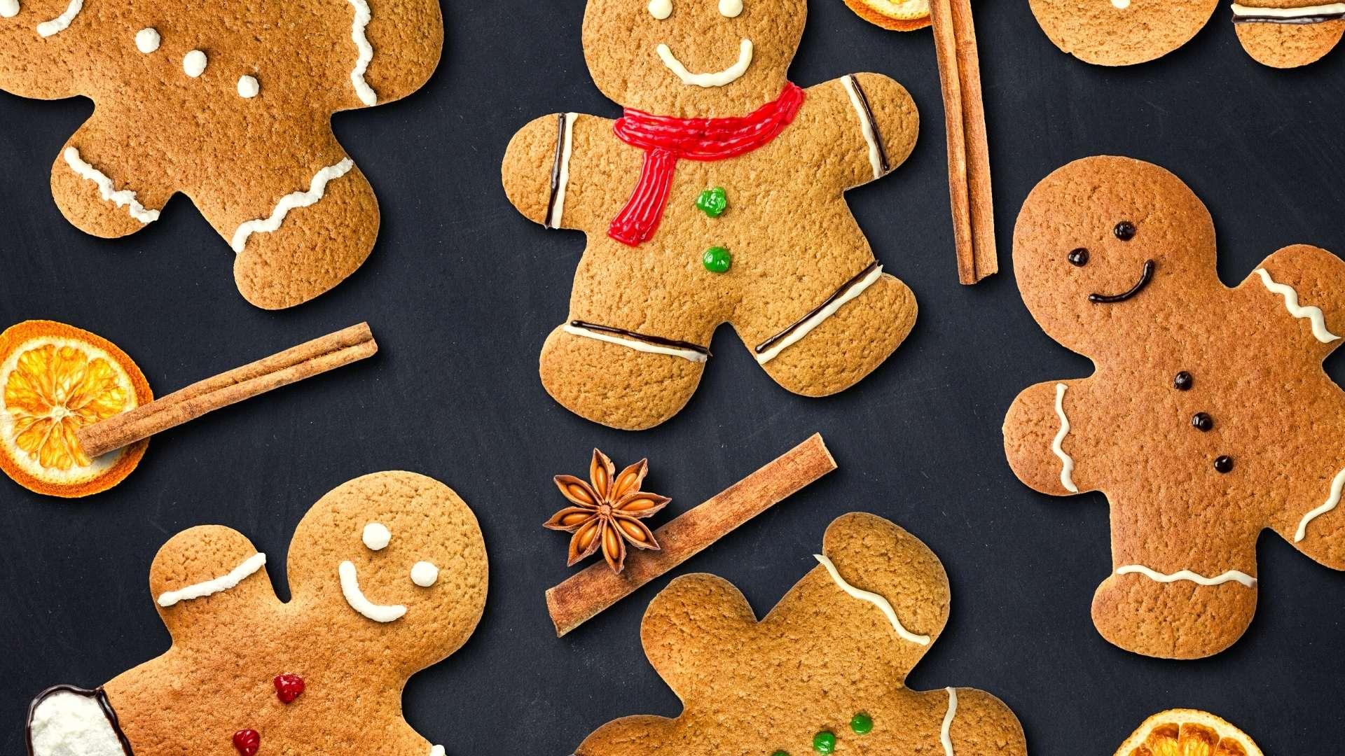 Delicious Gingerbread Man Cookies Recipe