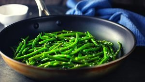 Cook Frozen Green Beans