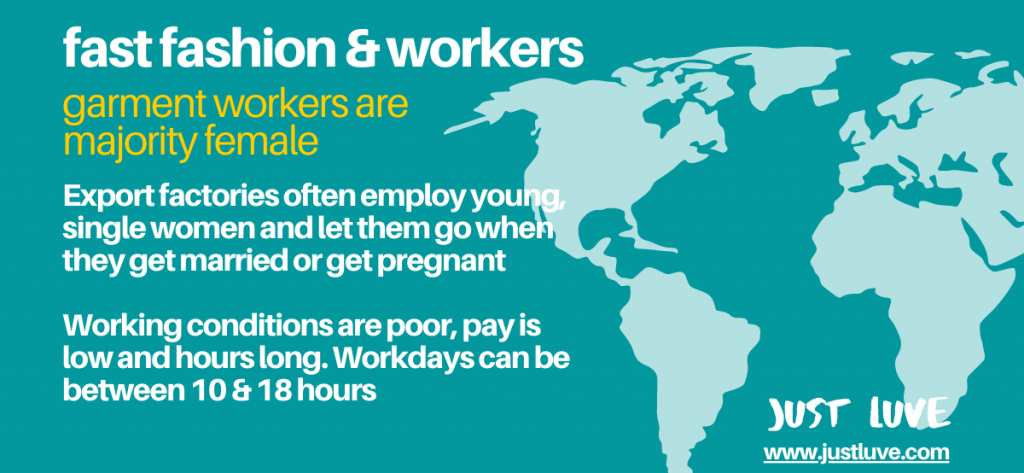 Fast Fashion Facts Workders
