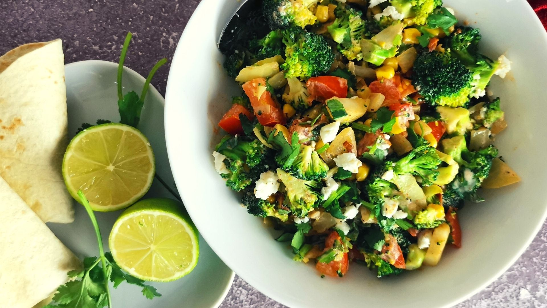 Mexican Broccoli, A Delicious Mexican Style Side