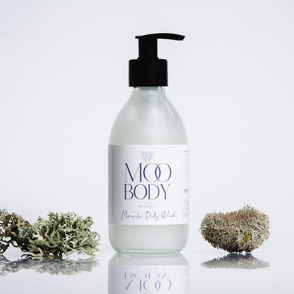 Moo-body-wash